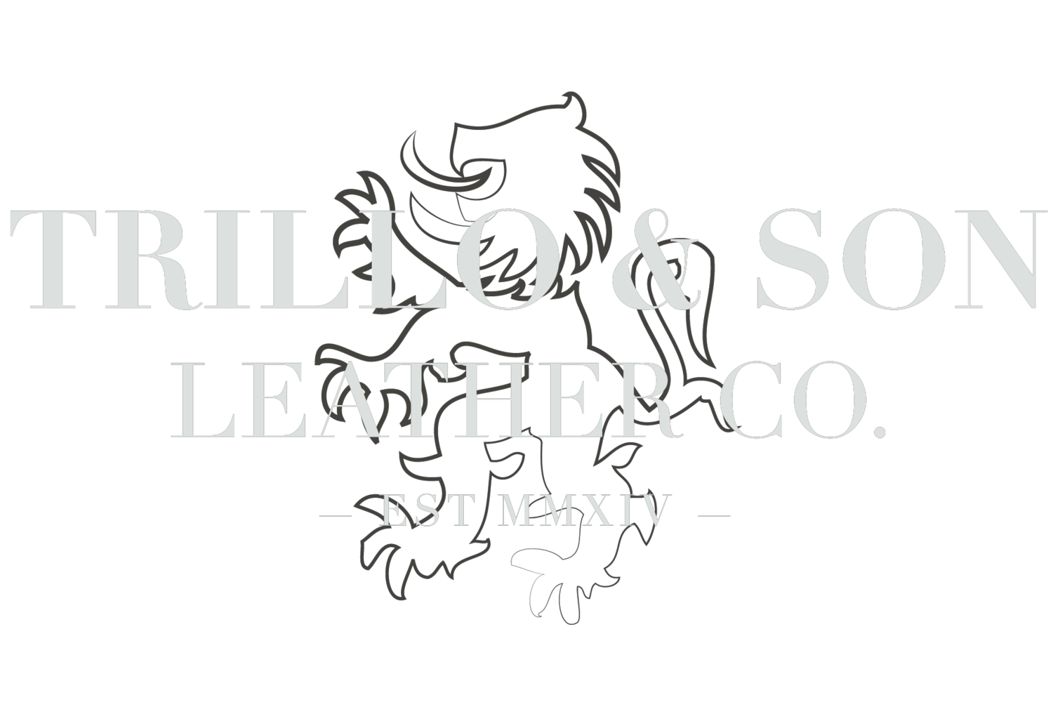Trillo & Son Leather Co.