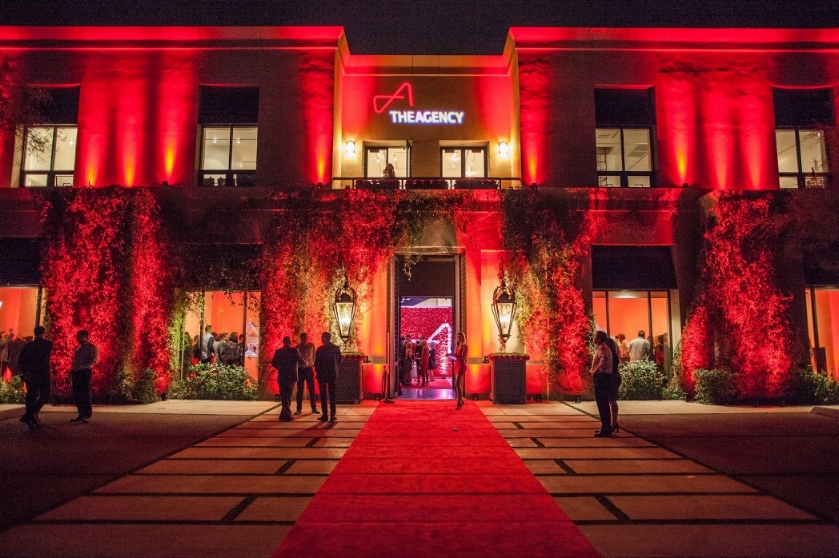 TBC PR painted the town red for the Arizona launch of Beverly Hills-based real estate brokerage The Agency in March 2017. Over 400 guests attended the star-studded bash including professional athletes, celebrities and a veritable who's-who of the West Coast's social scene.