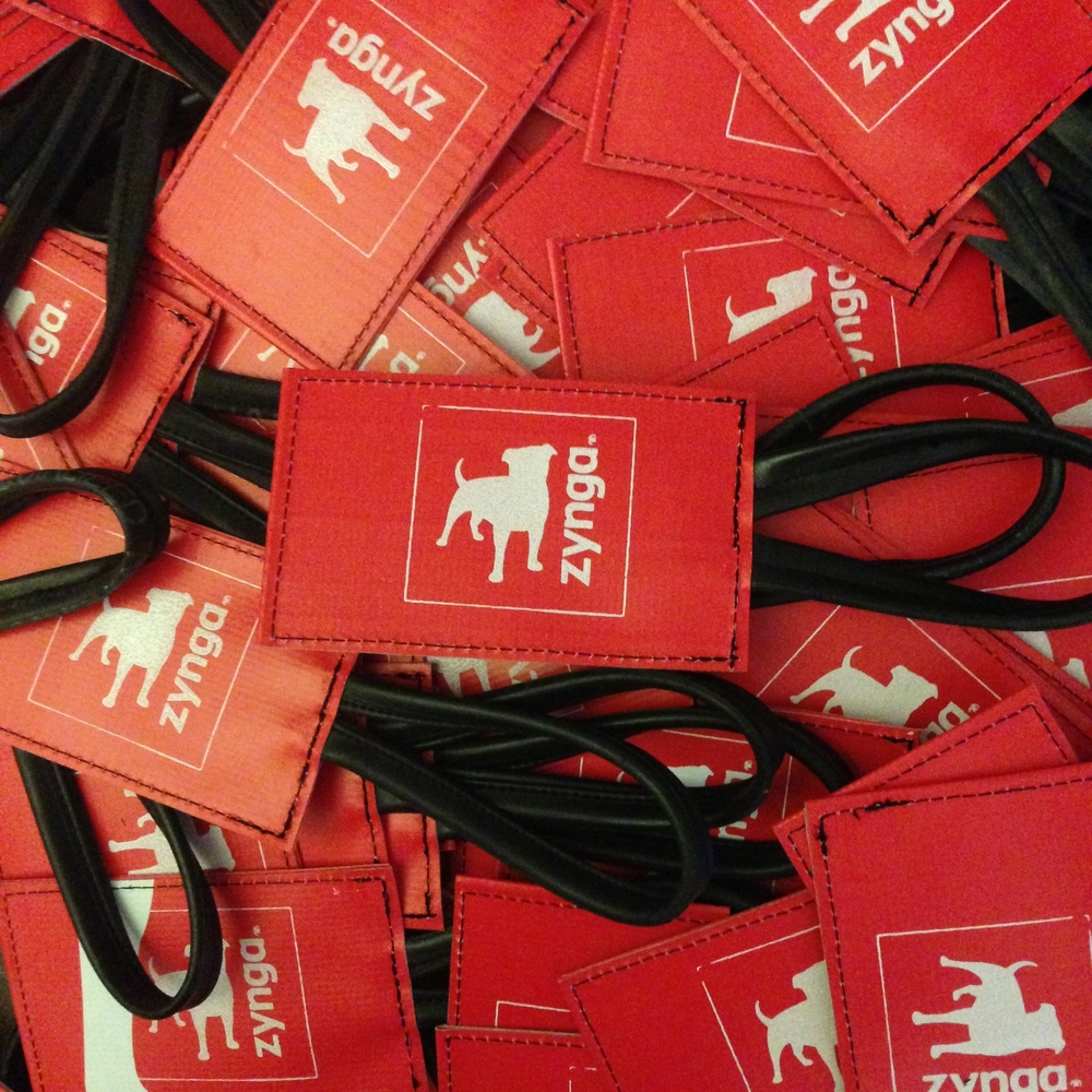 Zynga Luggage Tags