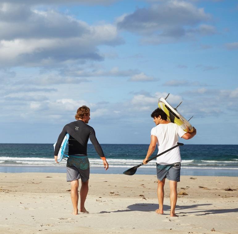 Dan and Haydan on the beach.jpg