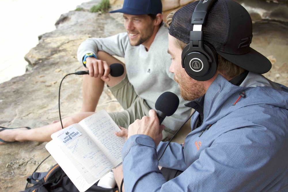 Adriel 'Bacon' Young - The Roving Mic Podcast with Hayden Quinn