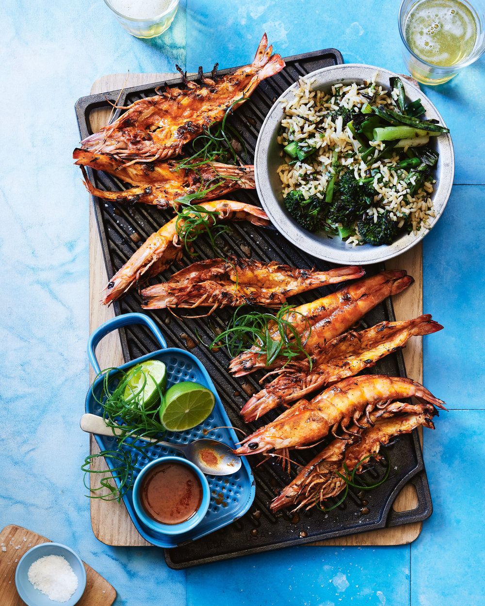 HAYDEN QUINN PRAWN RECIPE