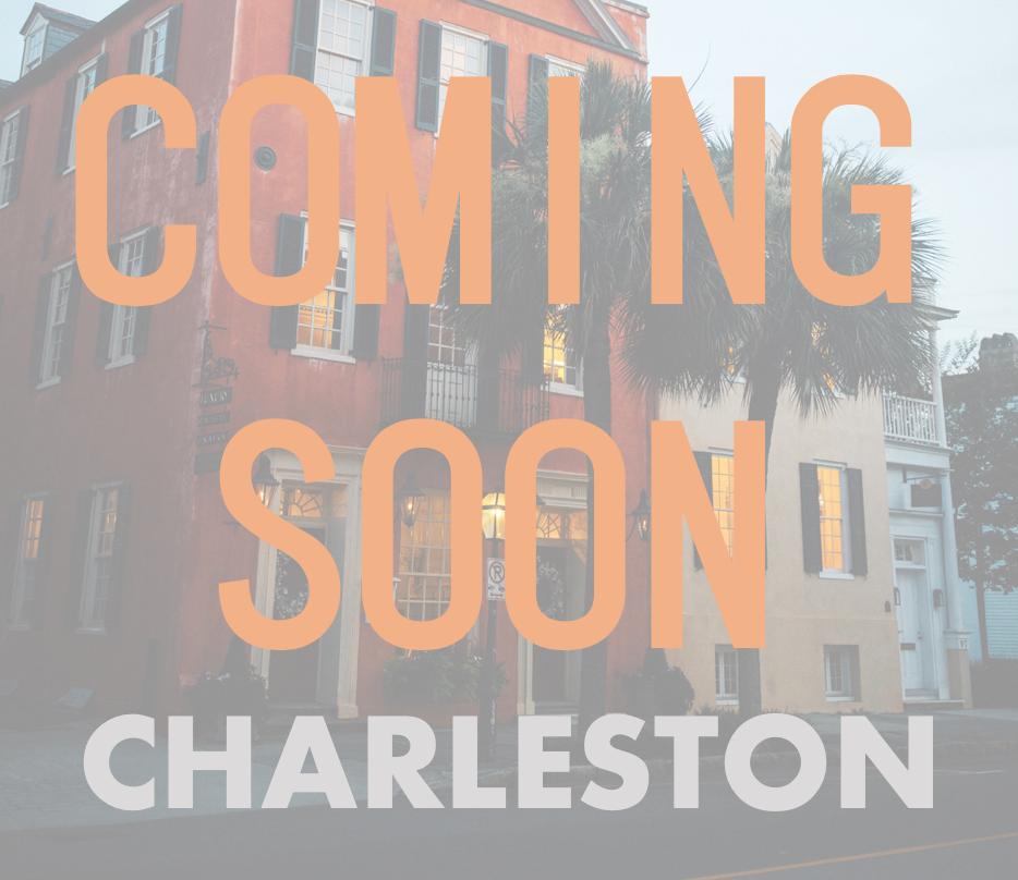 Charleston Travel Guide - Hayden Quinn