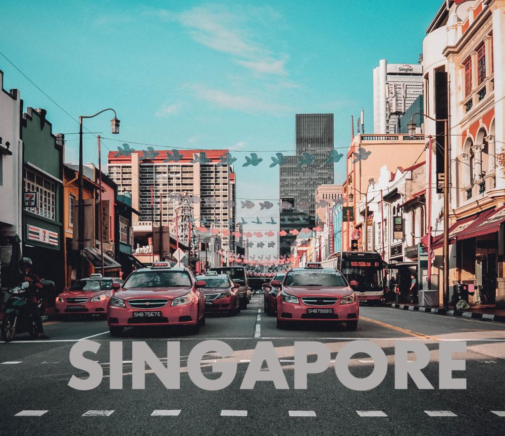 Singapore Travel Guide Hayden Quinn