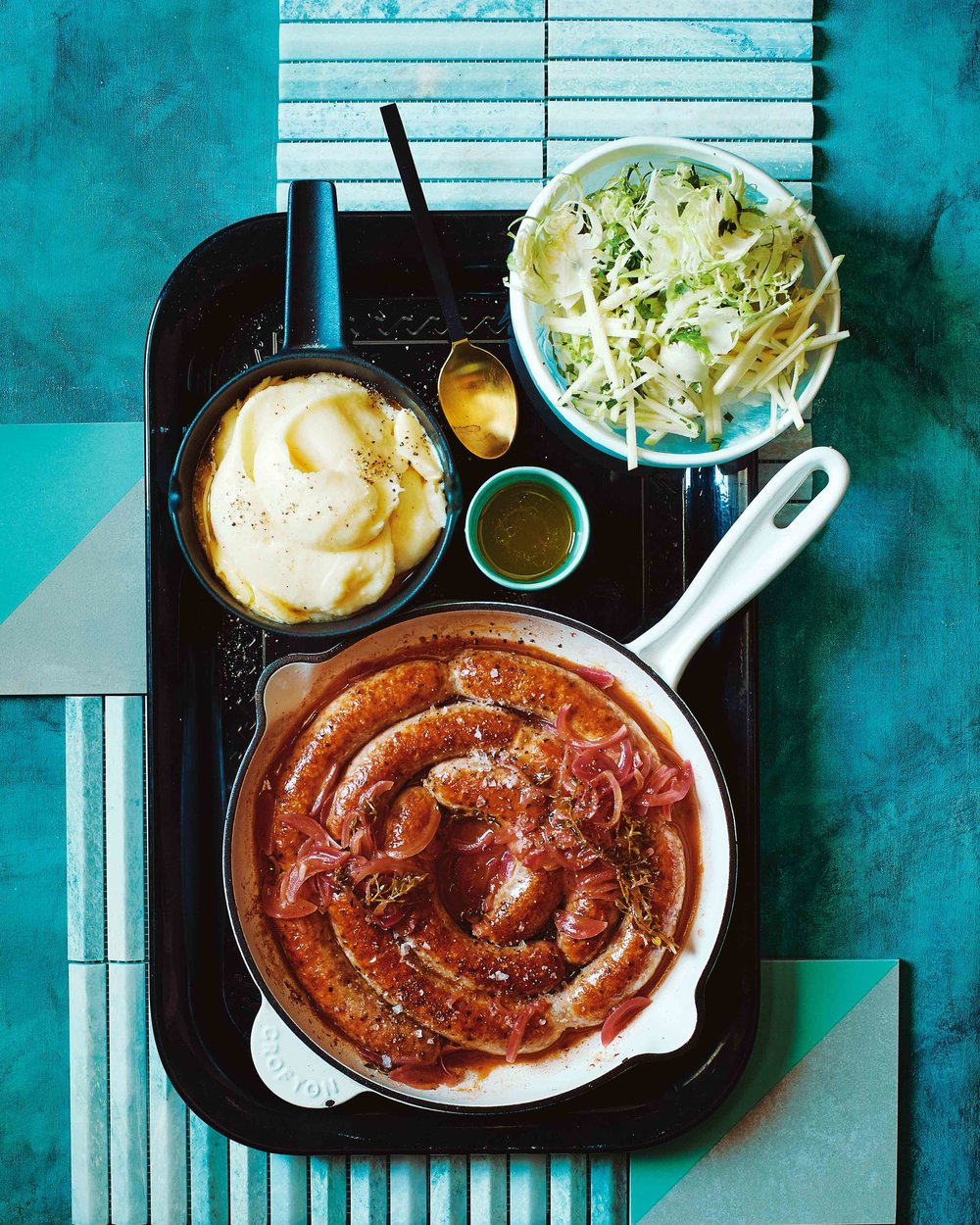 Sausage and Mash Recipe Hayden Quinn