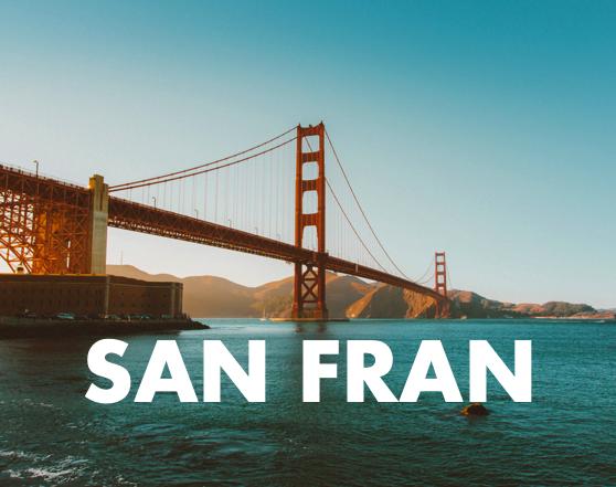San Francisco Travel Guide - Hayden Quinn