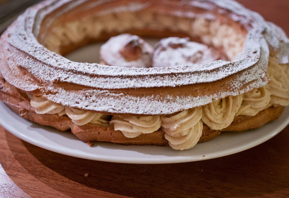 Paris-Brest Recette dessert
