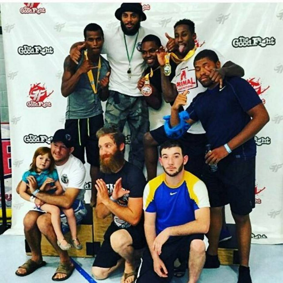 Everybody fought well today and we got few new medals. Great to @inspired_to_be_whodabull and @latinobeast with the coaching hopefully next time we can go with a full team. #Crushcrewfamily #grapplingnation #crushcrewjj #crushcrewjjfinest #brazilianjiujitsu #bjjlifestyle #bjj4life #nogi #bjj #gi #brotherhoodlikenoother