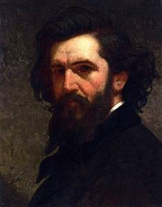 Self Portrait (abt. 1875)