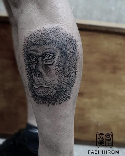mountain monkey