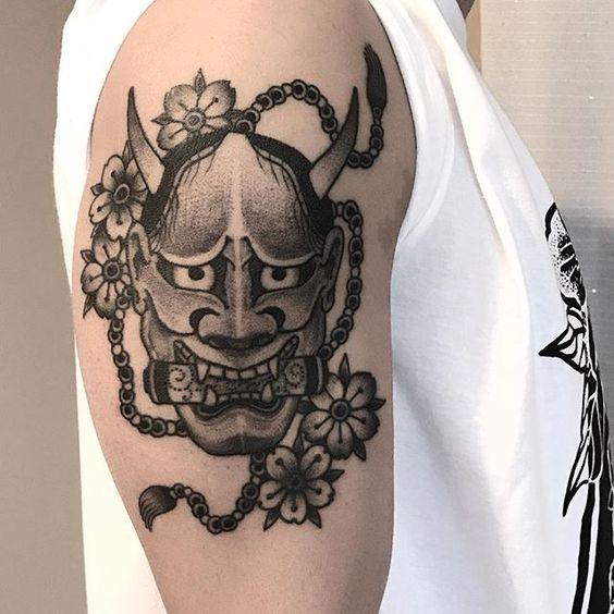 kelowna-customtattoo-tattoo-lakecountry-vernon-tattooedgirl-japanesetattoo-hannyamask-hiromi.tattoo-blackwork.jpg