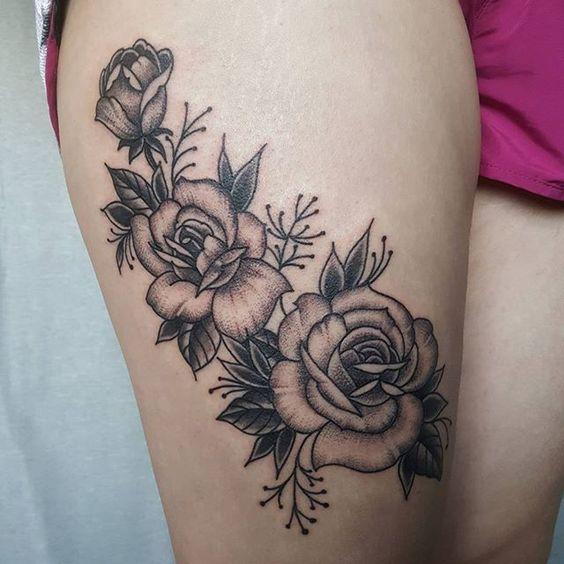 kelowna-customtattoo-tattoo-lakecountry-vernon-tattooedgirl-rosetattoo-dotwork-blackwork-hiromi.tattoo.jpg