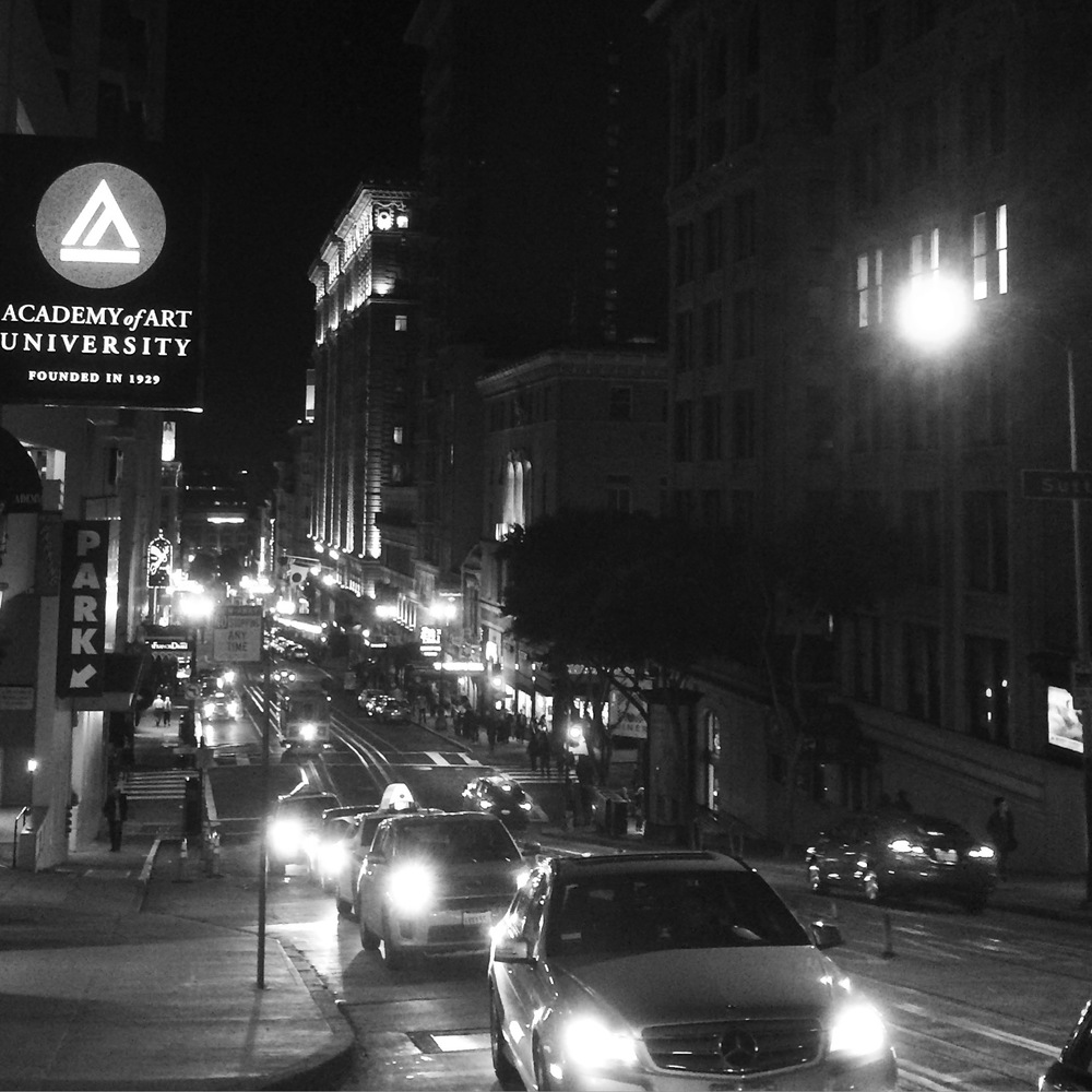 One Night in SF - Photography