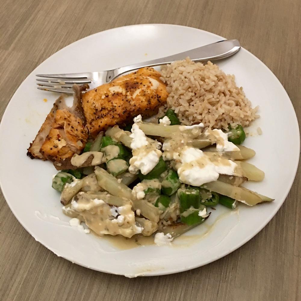 Day 5 Dinner