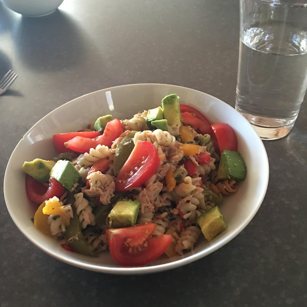 Day 6 Dinner