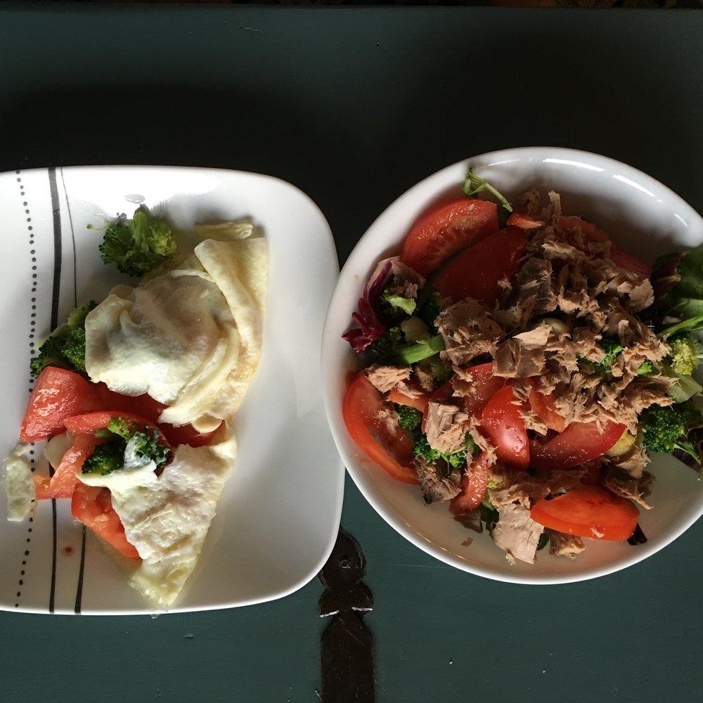 Day 22 Dinner