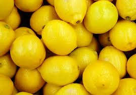Local lemons and organic Hawkes Bay
