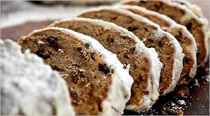 The Stony Creek Classic Stollen for Xmas