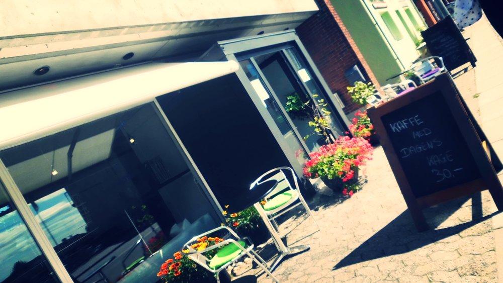 Cafe Campus, Rønde, Denmark
