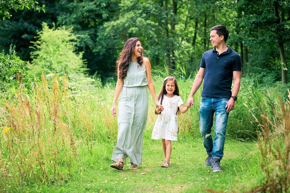 familieshoot fotoshoot buytenpark zoetermeer