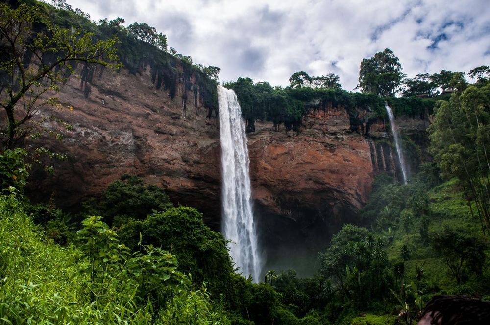 Sipi Falls, Kapchwora: where the abseiling happened. Photo credit: Andrew Pacutho