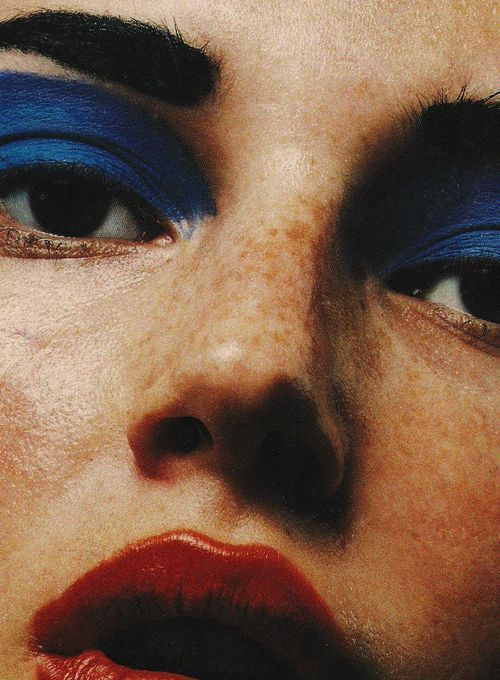 The Face | David Sims, 1998