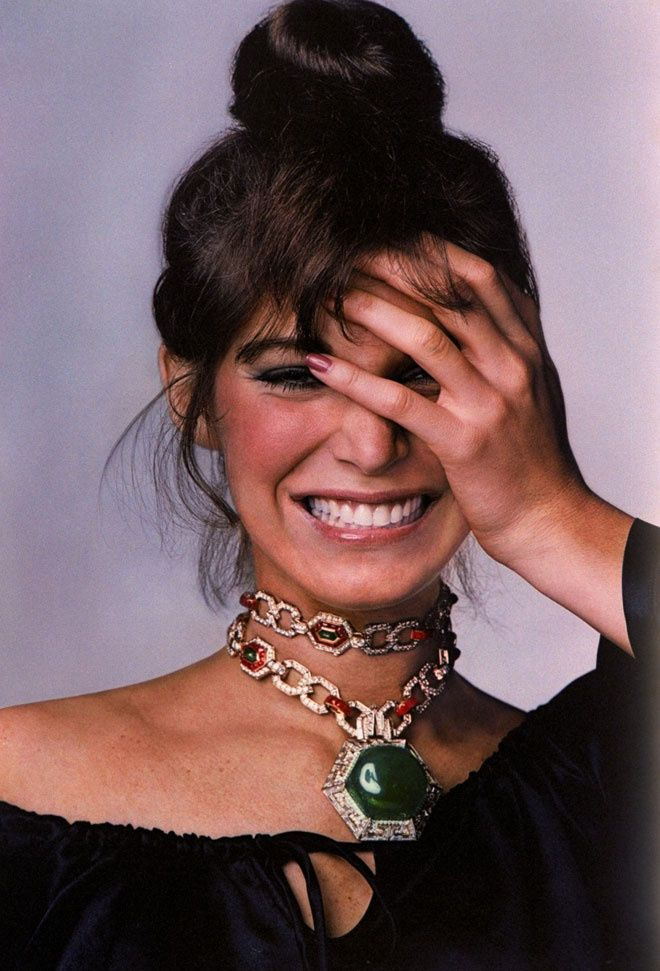 Bulgari | Ann Turkel for Vogue Us, 1971