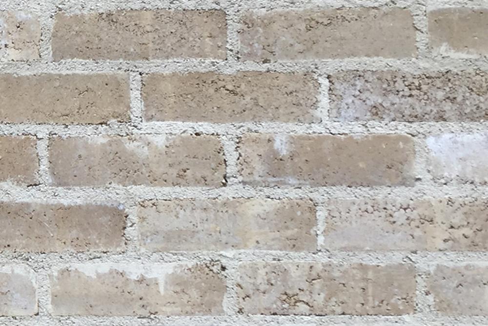 02  Mur de parement pour doublage thermique, coopérative îlot 13, Genève, 2016 (arch. Gisselbaek & Krumm)