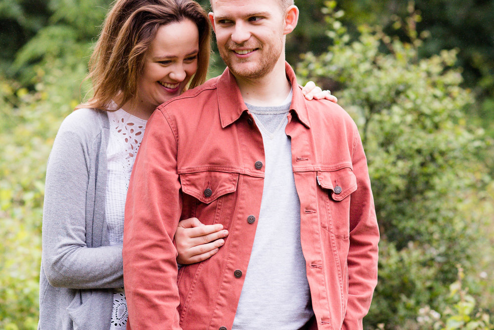 Pre wedding engagement shoot in Surrey, England © Jessica Grace Photography