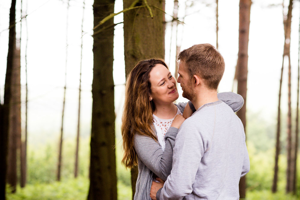 Natural couples photography © Jessica Grace Photography