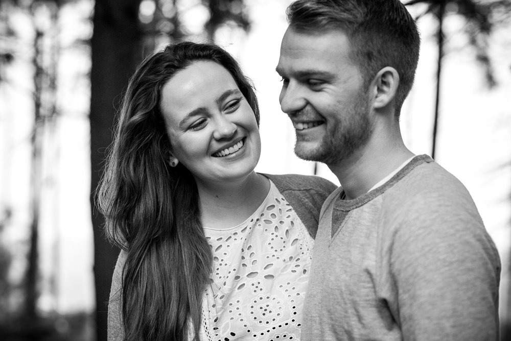 Black and white couple in love © Jessica Grace Photography