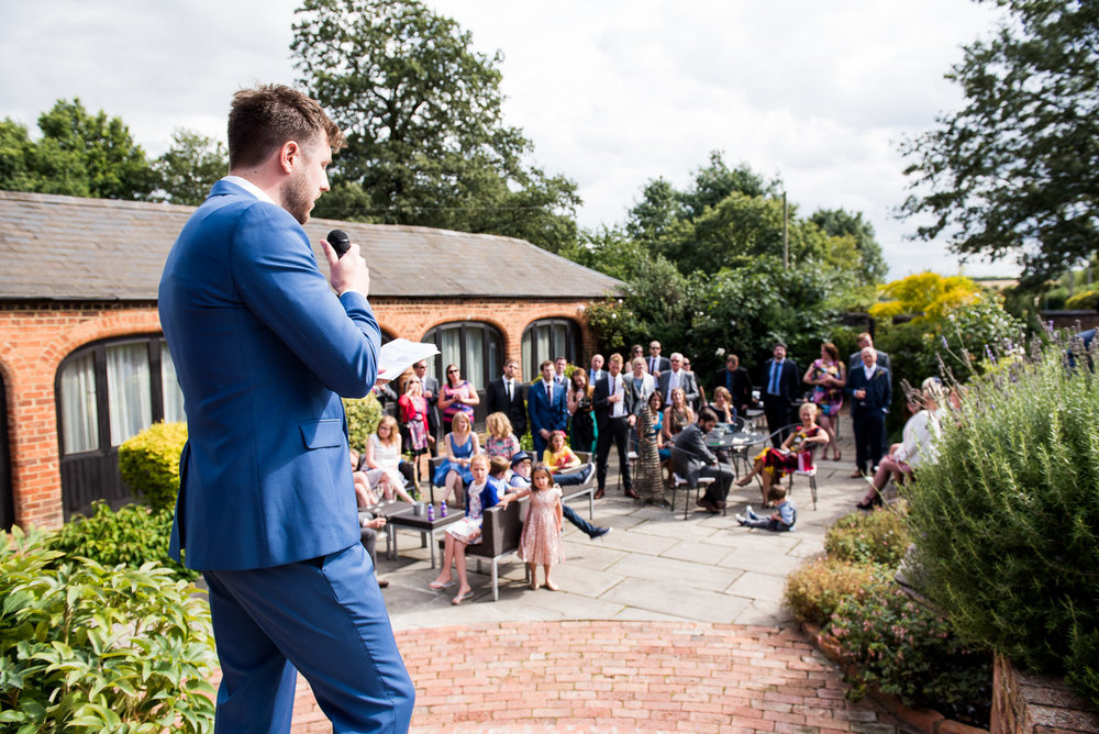 Outdoor speeches at Dodmoor House © Jessica Grace Photography.jpg