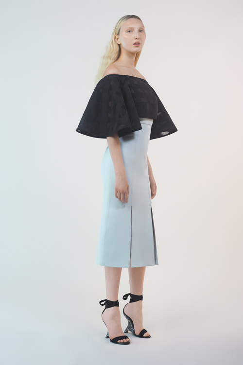 EMERIE BLOUSE / FRANCIS SKIRT