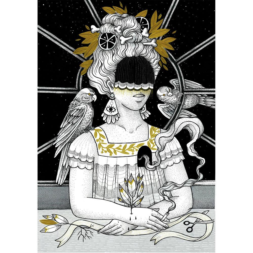 La Mort, 2017