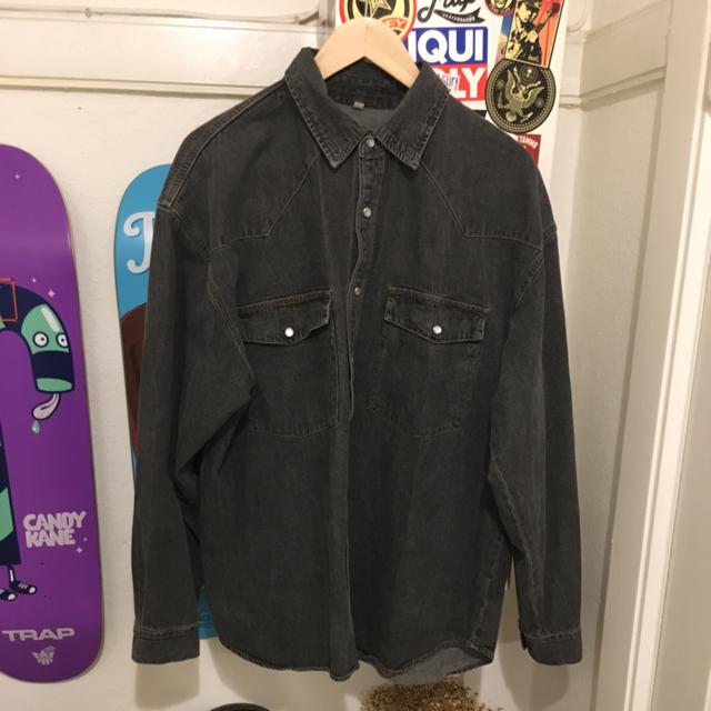 Vintage cowboyskjorte