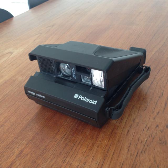Image System Polaroid kamera