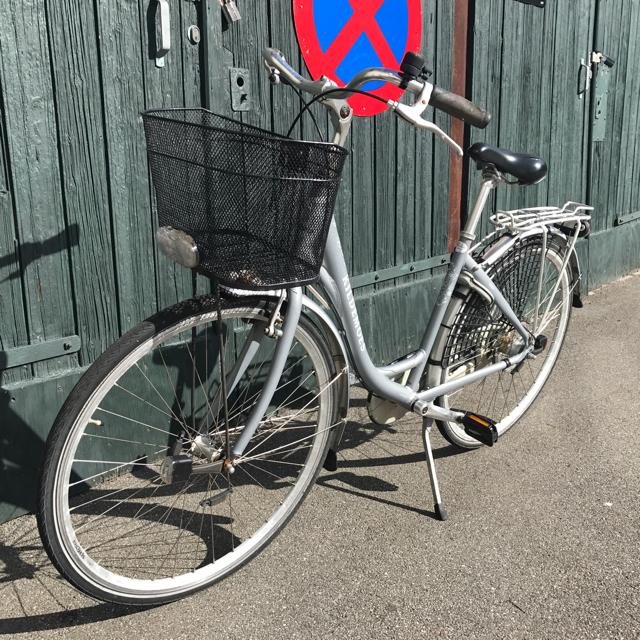 Kildemoes cykel