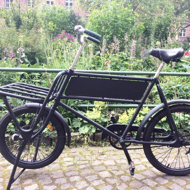 Short John cykel