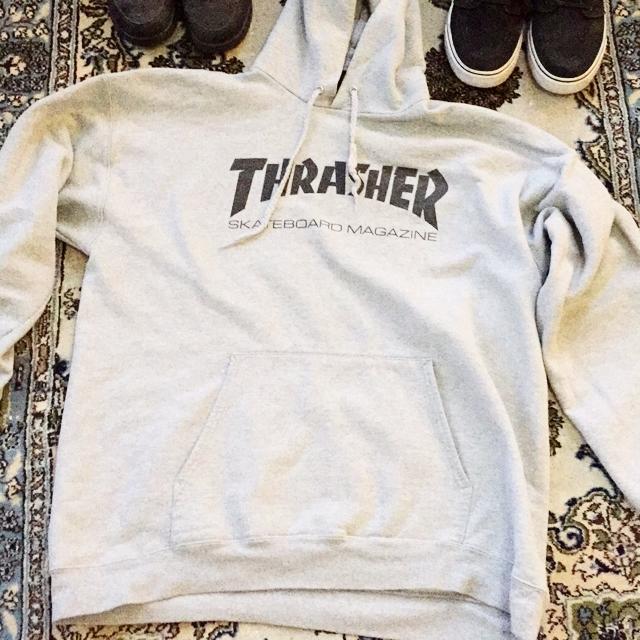 Trasher hoodie