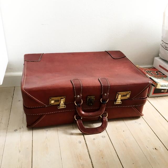 Retro kuffert