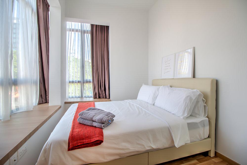 Uncloud Productions Interior Photography Bedroom Portfolio