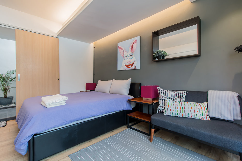 Uncloud Productions Interior Photography Bedroom