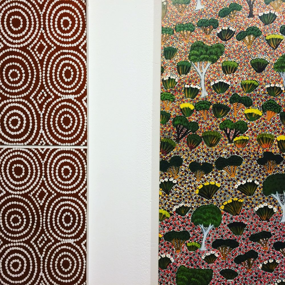 Bay Gallery Home, My Country, Australian Aboriginal Art and Interiors