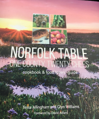 Norfolk Table: a collaboration between myself and Feast Publishing
