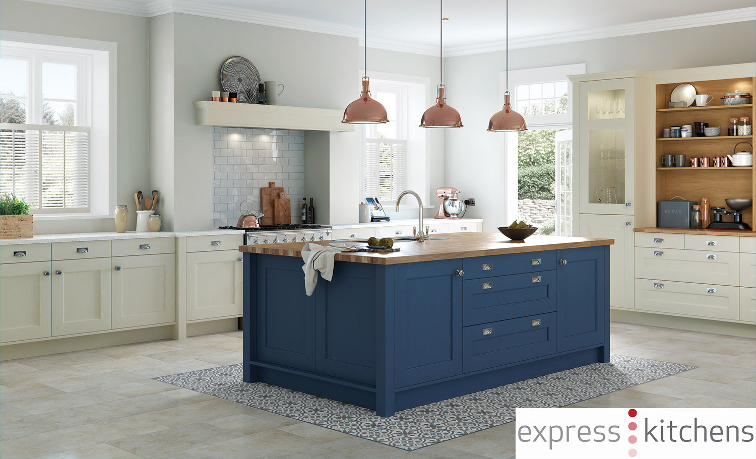 Wake up to the Wakefield Kitchen — Express Kitchens