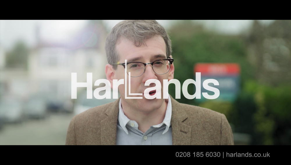 Harlands TV Spot