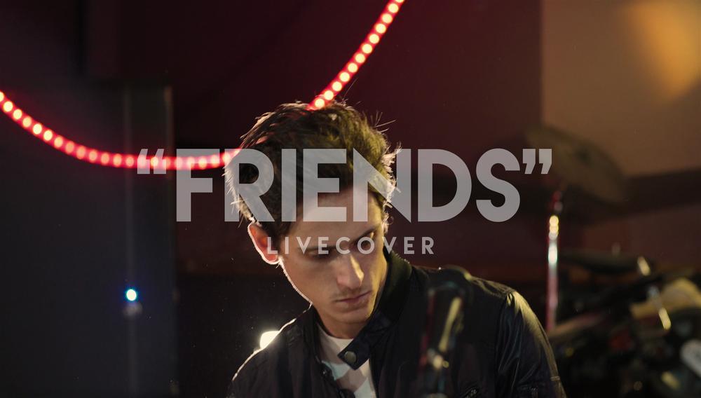 CASCO BAY - Friends (live cover)