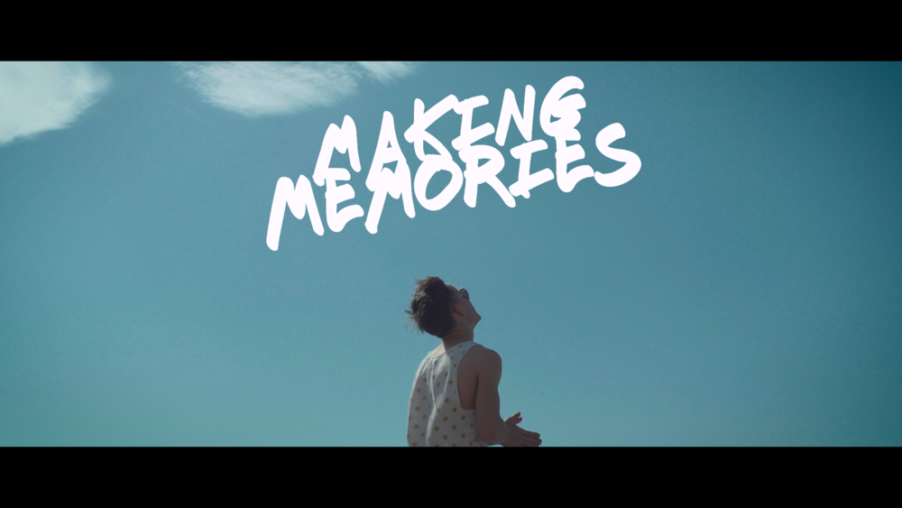 MIKE KLAW - MUSIC VIDEO - MAKING MEMORIES