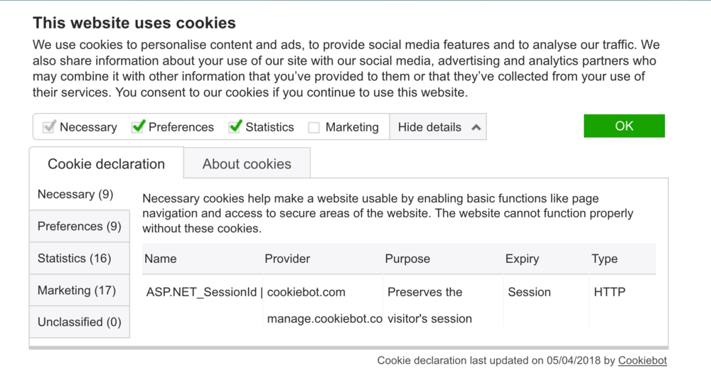 (2)Cookie consent form cookiebot expanded.png