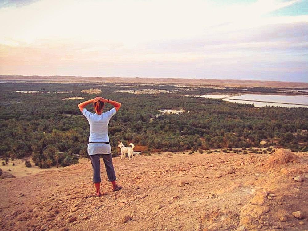 Dakrouh Mountain Siwa Oasis
